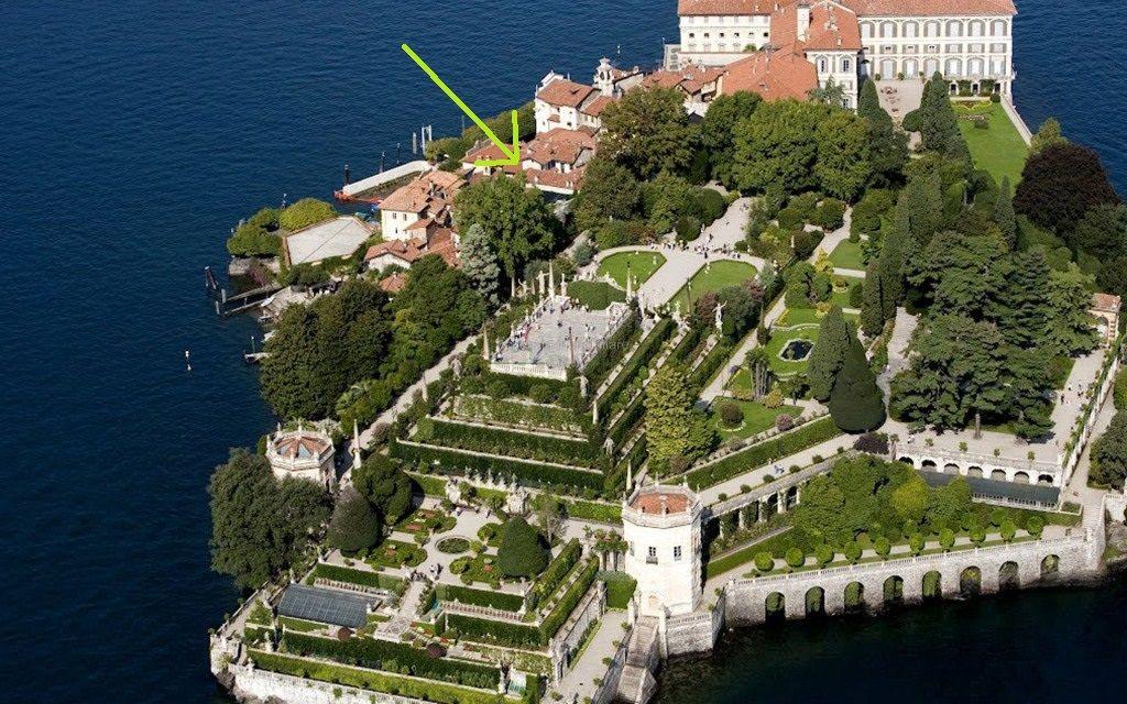 esterno appartamento Stresa isola bella vendita Agenzia immobiliare Ellebi