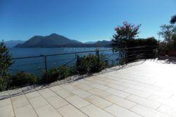 terrazzo vignolo di stresa vendita appartamento vista lago Agenzia immobiliare Ellebi