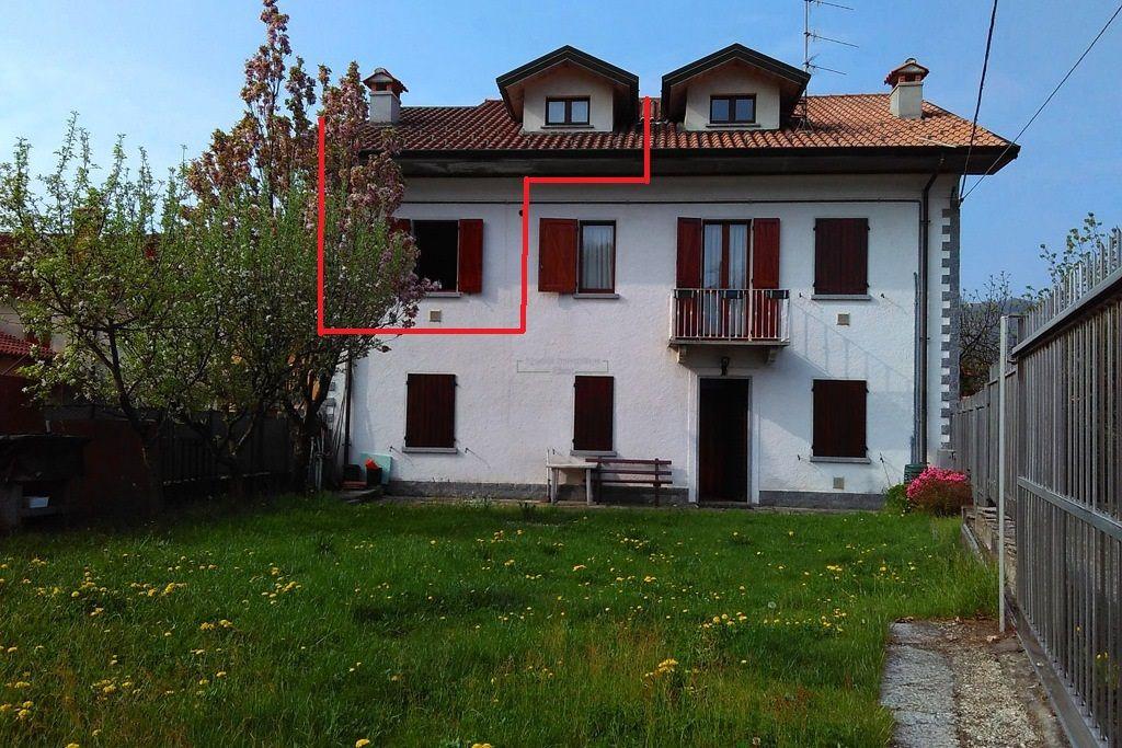 esterno appartamento brovello carpugnino stropino alto vergante giardino vendita agenzia immobiliare ellebi