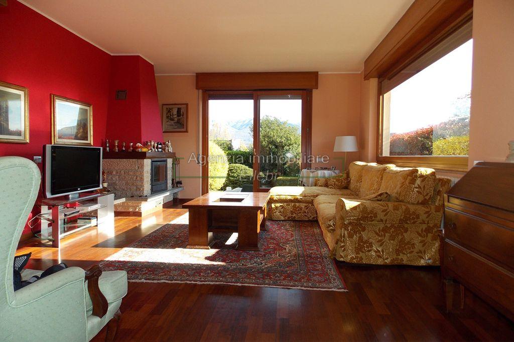 soggiorno Baveno villa nuova costruzione vista lago vendita agenzia immobiliare Ellebi