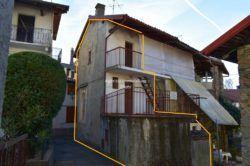 Rustico casa Calogna di Lesa vendita Agenzia immobiliare ellebi