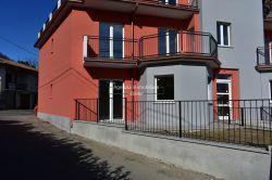 Trilocale piano terra con giardino nuova costruzione in vendita Graglia Alto vergante agenzia immobiliare ellebi
