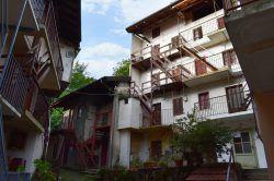 rustici terratetto a Calogna Lesa vendita agenzia immobiliare ellebi