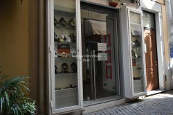 shop commercial area for rent Stresa Lake Maggiore square real estate Ellebi