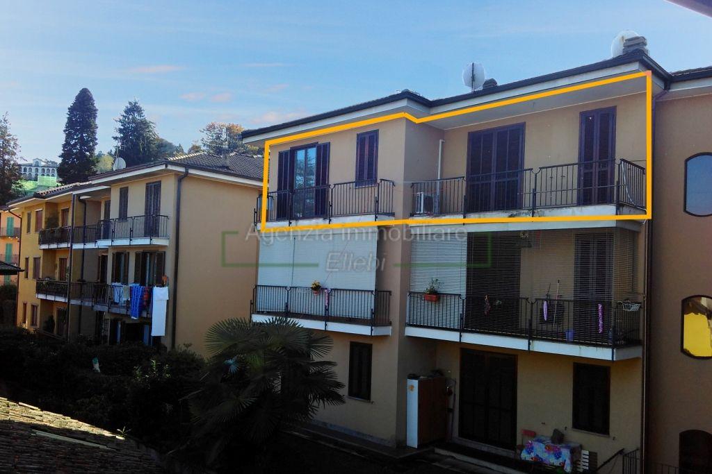 trilocale in vendita centro Stresa con garage e cantina agenzia immobiliare